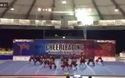 Màn trình diễn Freétyle mang về chức vô địch cheerleading quy mô châu lục đầu tiên cho đội Việt Nam