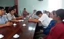 Bình Định: Công an xã tiếp nhận số vàng bị bỏ quên trong bao lúa
