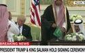 Mỹ - Ả rập Xê út đạt thỏa thuận vũ khí trị giá 350 tỷ USD