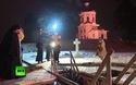 Tổng thống Putin cởi trần ngâm nước lạnh làm nghi lễ
