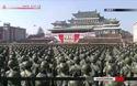Cận cảnh dàn vũ khí hùng hậu trong lễ duyệt binh Triều Tiên