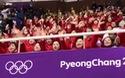 """Binh đoàn sắc đẹp Triều Tiên """"nhuộm đỏ"""" nhà thi đấu Hàn Quốc"""
