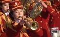 Màn trình diễn âm nhạc bất ngờ của 80 cô gái Triều Tiên tại Hàn Quốc