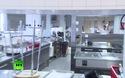 Bên trong bếp ăn phục vụ thượng đỉnh Trump - Putin