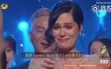 Khoảnh khắc giành chiến thắng của nữ danh ca người Anh Jessie J