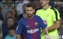 Màn trình diễn của Messi trong trận đấu với Eibar