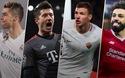 Thống kê về 4 đội dự vòng bán kết Champions League
