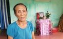 Bà Nguyễn Thị Cúc kể chuyện nhà ngặt nghèo với PV