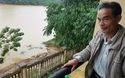 Thầy Hiệu trưởng Tiểu học Hương Thọ 1 kể lại câu chuyện sạt lở suýt làm học sinh rơi xuống sông
