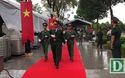 42 hài cốt liệt sĩ về với đất mẹ anh hùng