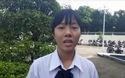 Em Trần Như ý, học sinh con nhà nghèo học giỏi được nhận học bổng