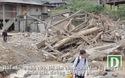 Lũ quét tàn phá xã Hát Lừu, huyện Trạm Tấu - Yên Bái