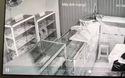 Camera ghi lại hình ảnh tên trộm đột nhập tiệm trang sức