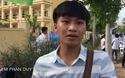 Thí sinh Hà Tĩnh đánh giá đề thi môn Toán khá khó