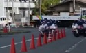 Ngưỡng mộ màn đồng diễn với xe mô tô của cảnh sát Nhật Bản