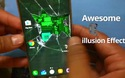 Những hình nền 3D dành cho smartphone với hiệu ứng thay đổi góc nhìn độc đáo