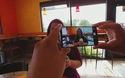 Giao diện camera trên LG V30