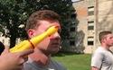 Hài hước thử thách nhịn cười của các học viên tại Học viện Cảnh sát ở Mỹ
