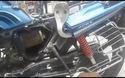 Kinh hãi phát hiện rắn hổ mang cực độc nấp trong xe máy