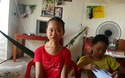 Hoàn cảnh bi đát của người bà 65 tuổi nuôi 3 đứa cháu mồ côi