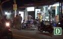 Gần 10 thanh niên ẩu đả kinh hoàng trong quán hủ tiếu