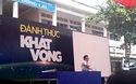 Chia sẻ của diễn giả Nguyễn Sơn Lâm tại buổi giao lưu
