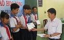 Trao học bổng Grobest cho học sinh tỉnh Bạc Liêu.