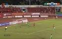 U22 Việt Nam 4-0 U22 Macau: Phút thứ 20, Thanh Bình lập cú đúp