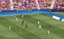 Xem lại pha đi bóng qua ba cầu thủ Real Madrid của Martial