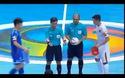 U20 futsal Việt Nam thắng Đài Bắc Trung Hoa