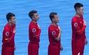 Đội tuyển futsal Việt Nam đánh bại Đài Bắc Trung Hoa để giành quyền vào tứ kết gặp Uzbekistan