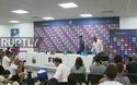 Argentina họp báo về tình hình của đội, mà không có sự hiện diện của HLV Sampaoli