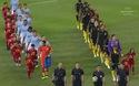 """""""Bom tấn"""" Mahrez ra mắt, Man City vẫn thúc thủ trước Dortmund"""