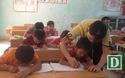 Tập cho học sinh vùng cao nói tiếng Việt trước khi vào lớp 1
