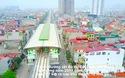 Hà Nội: Trải nghiệm các nhà ga tuyến đường sắt Cát Linh - Hà Đông từ camera bay