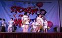 Màn cheerleading ấn tượng của đội vô địch - khoa Địa chất