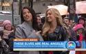 Adriana Lima, Elsa Hosk xinh đẹp trả lời phỏng vấn