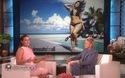 Ashley Graham xinh đẹp trả lời phỏng vấn