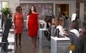 Ashley Graham xinh đẹp trên truyền hình