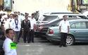 Philippines nghiền nát xe ô tô nhập lậu
