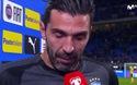 Buffon bật khóc sau khi Italia lỗi hẹn với World Cup 2018