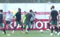 C.Ronaldo và đồng đội hưng phấn trước trận gặp Ma rốc