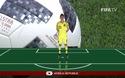 Đội hình xuất phát ở cuộc đấu Hàn Quốc-Mexico
