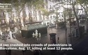 IS nhận trách nhiệm vụ tấn công khủng bố ở Barcelona khiến ít nhất 13 người chết