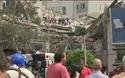 Động đất rung chuyển Mexico, hơn 100 người chết