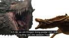 """Kích cỡ của Drogon to tới vậy, liệu có chút """"ma thuật"""" nào đó giúp sức cho nó?"""