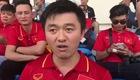 CĐV Việt Nam đặt niềm tin vào thầy trò HLV Hữu Thắng (Video: Thái Hải)