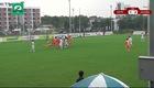 Clip: Cầu thủ Viettel đấm vào mặt đối thủ