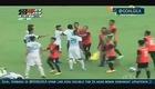 Xô xát trong trận đấu giữa U22 Indonesia và U22 Timor Leste