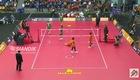 Tình huống bỏ thi đấu của tuyển cầu mây nữ Indonesia